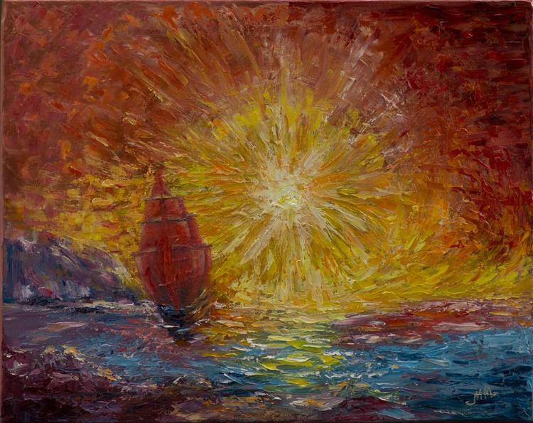 Scarlet Sail - Image 0