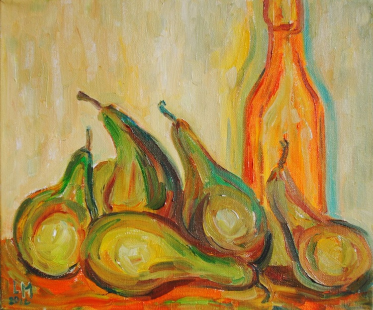 Still Life With Pears - Image 0