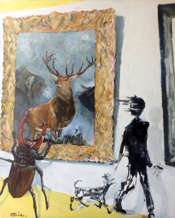 Monarch of the Gallery - Image 0