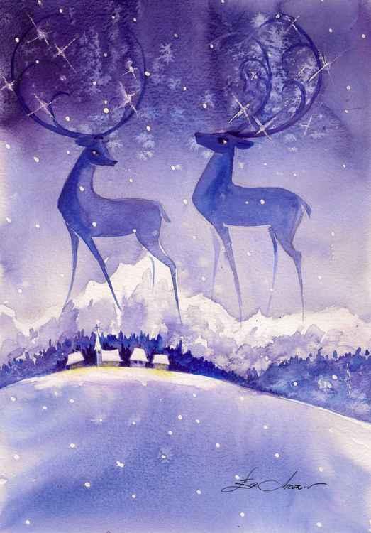 Fantasy Deers