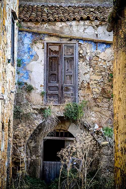 Sicilian Balcony -