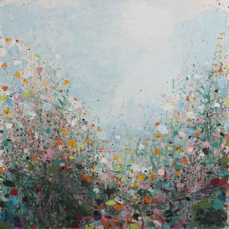Rain Flowers -