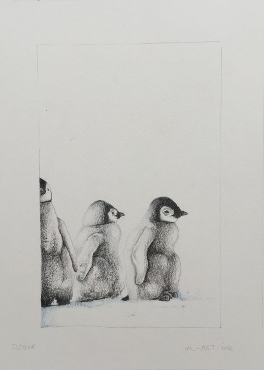 Baby penguins - Image 0