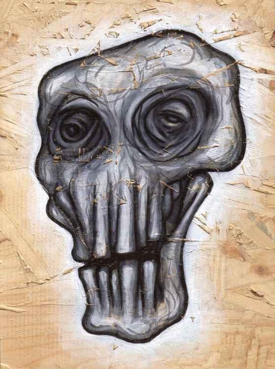 Grandad Skull