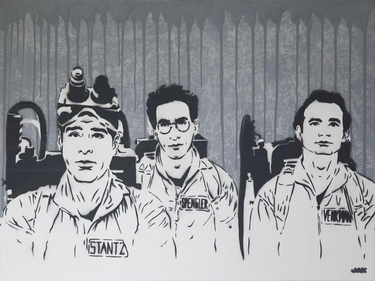 Ghostbusters, the elevator scene - Image 0