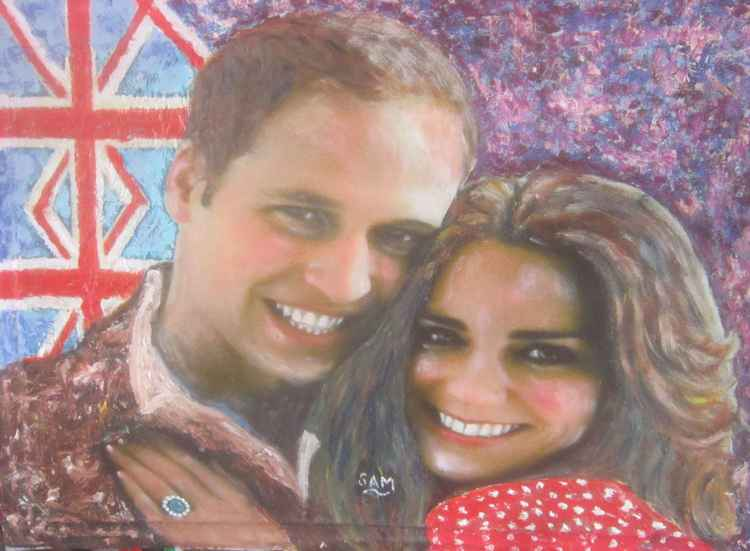 Prince William and Kate -