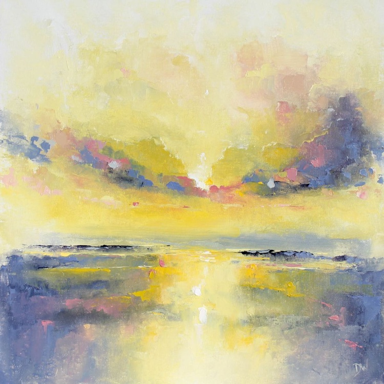 'Golden Reflections' - Image 0