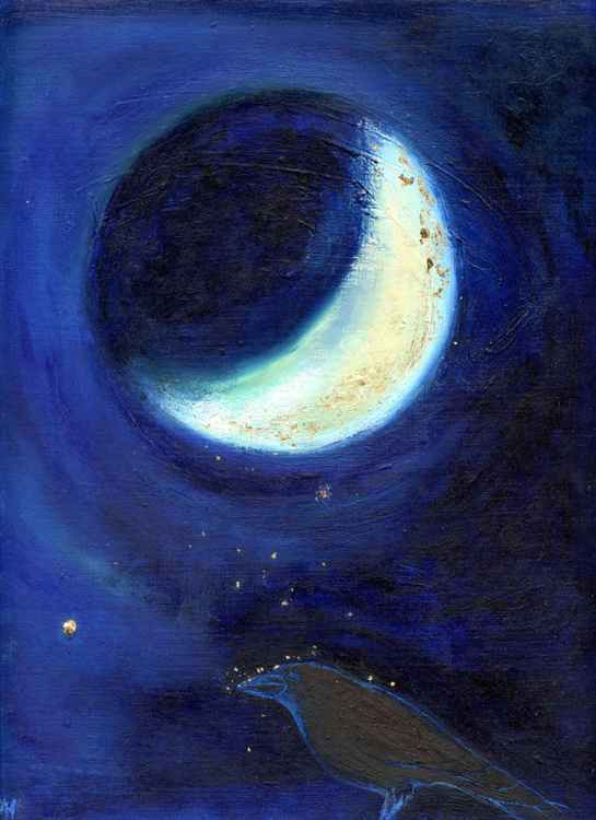 July Moon -