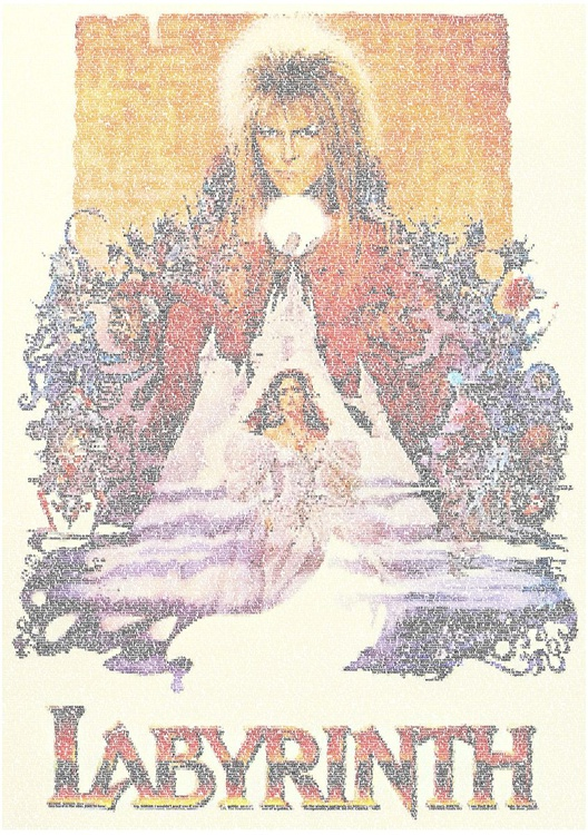 Labyrinth. The Script Print - Image 0