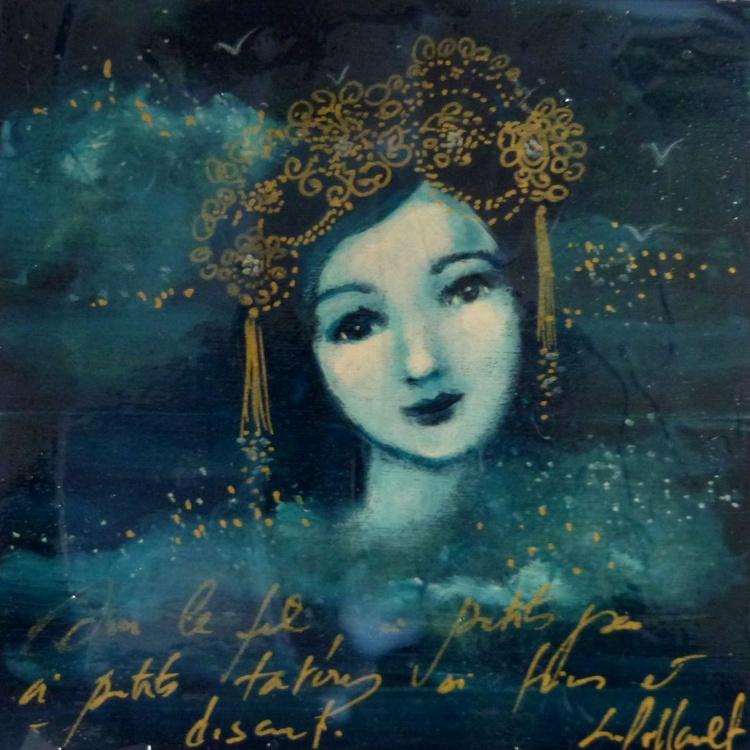Ondine bleue - Image 0