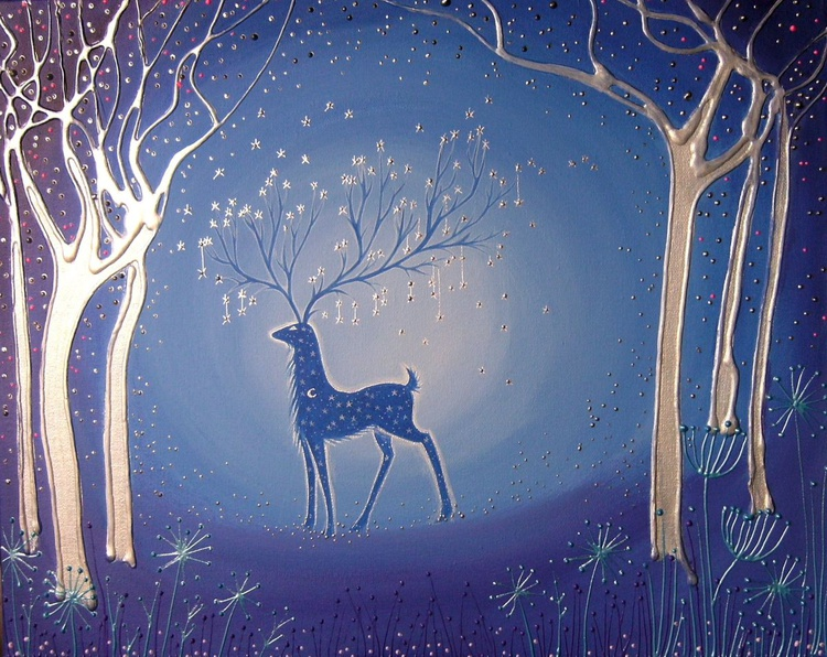 Mystical Stag - Image 0
