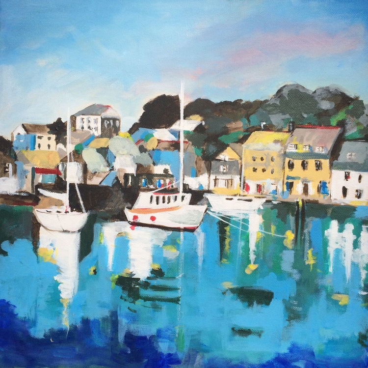 Blue waters of Padstow - Image 0