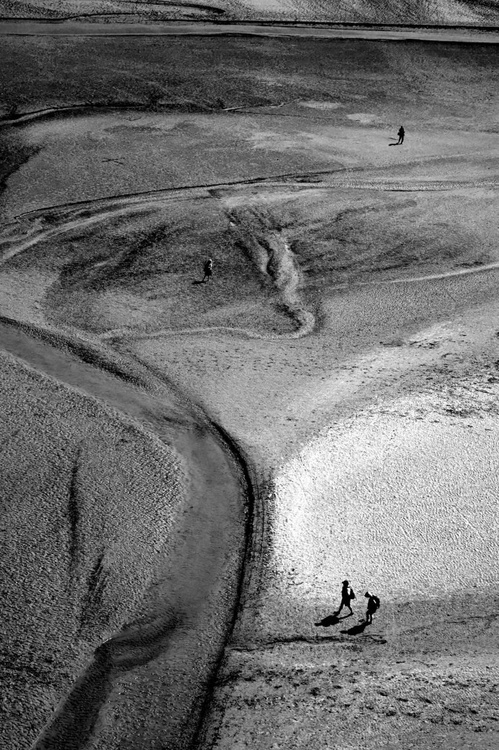 The sands of the Mont St Michel - The travel - Image 0