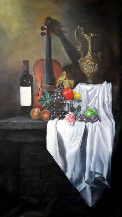 fruits and music