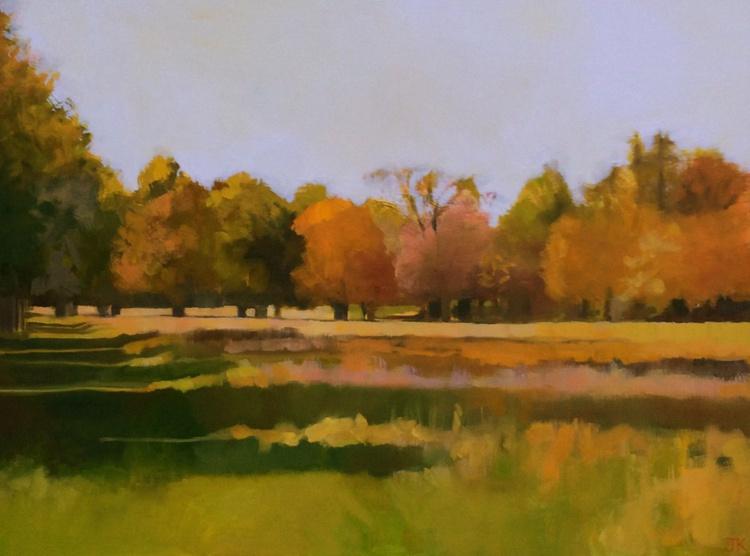 GOLDEN TREES II - Image 0