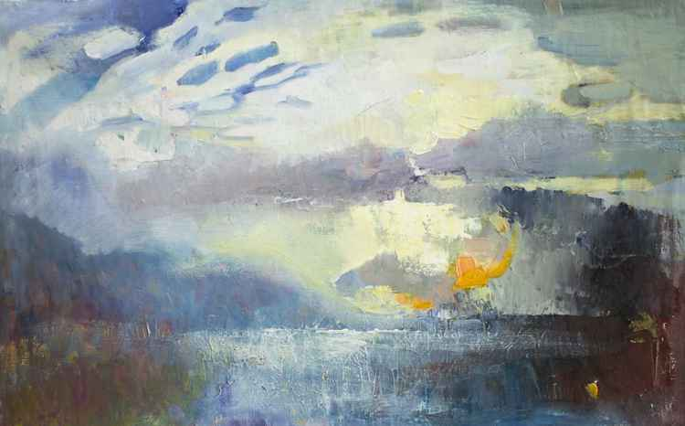 Seascape. Marine hopes