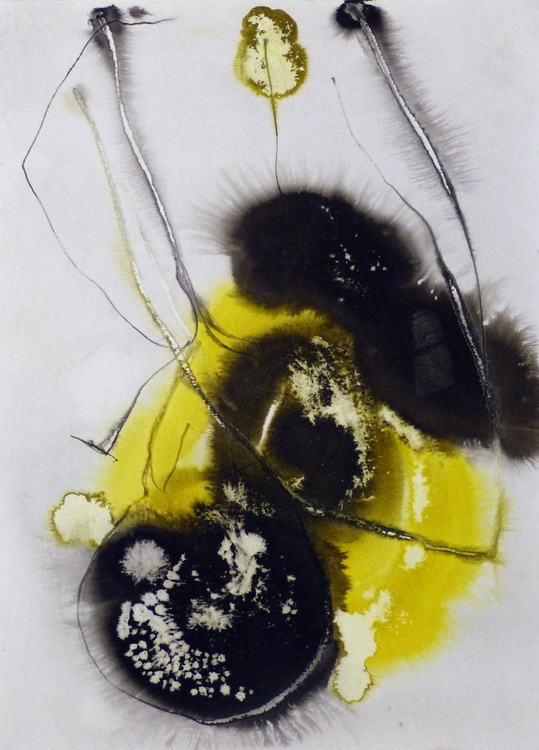 Ink on Paper #269, 29x41 cm - Image 0