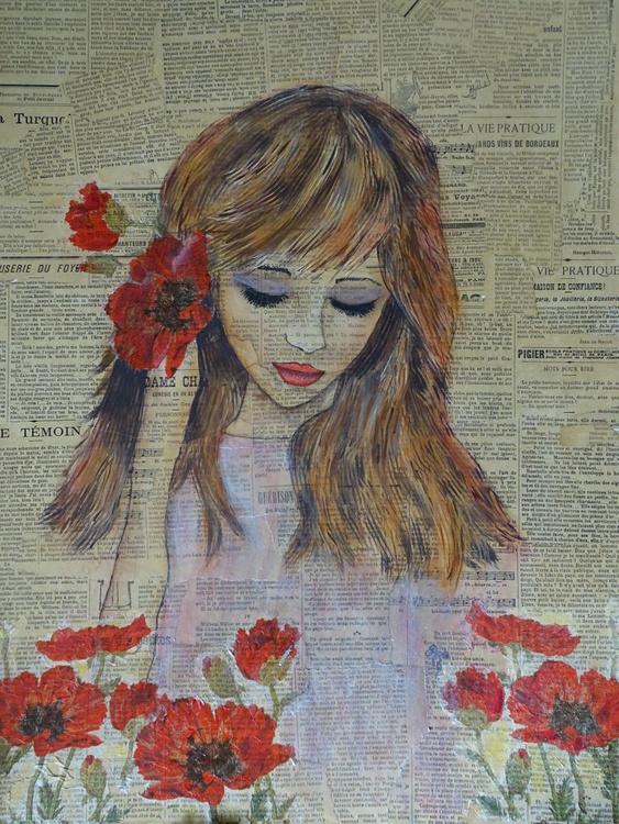The poppy girl - Image 0