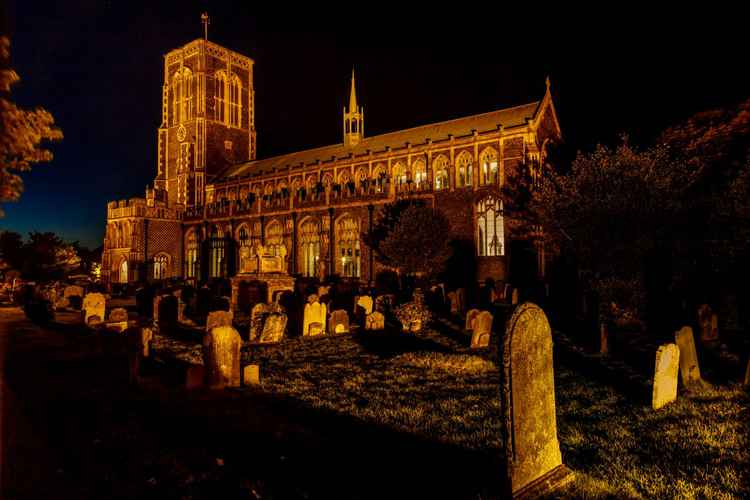 St. Edmunds Church - Southwold -