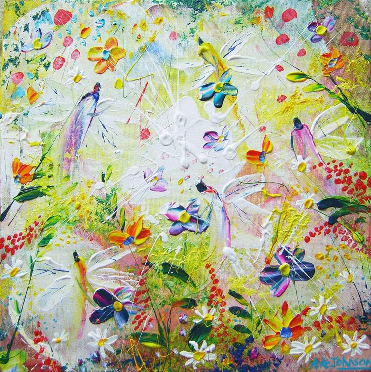 "Illustrative Art - ""Spirit Garden"" - Image 0"