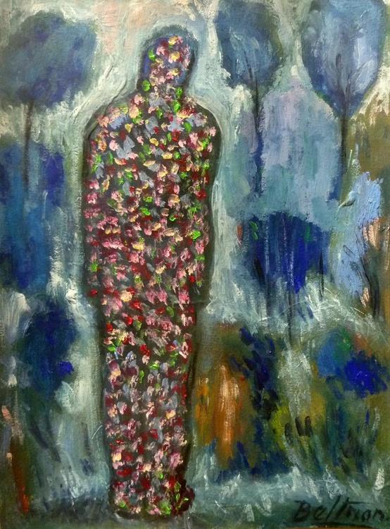 L'homme fleuri - Image 0