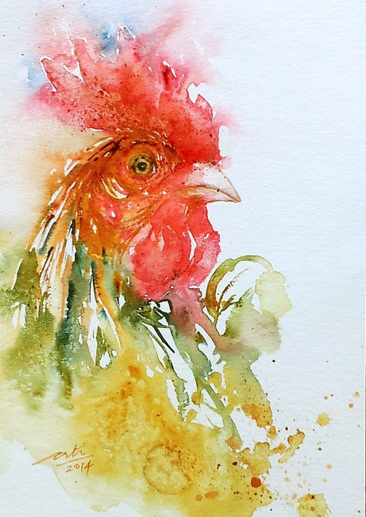 Crown prince  Rooster - Image 0