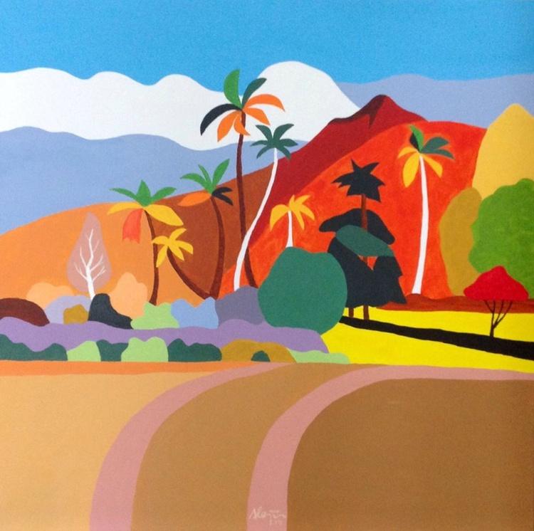 Gauguin pop tribute - Image 0