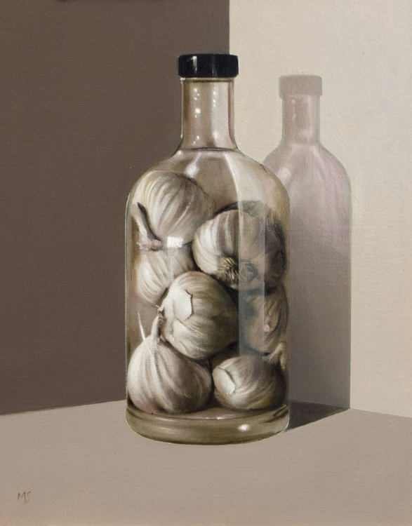 The impossible garlic - Image 0