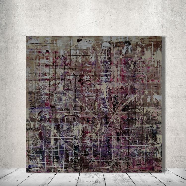 Bright Spirit   (100 x 100 cm) - Image 0