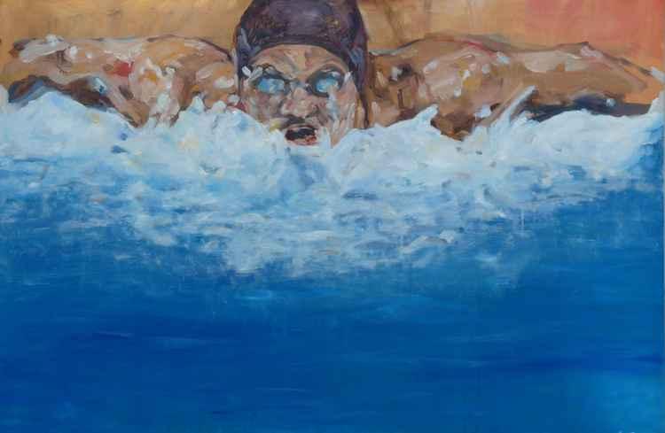 Zwemmer -