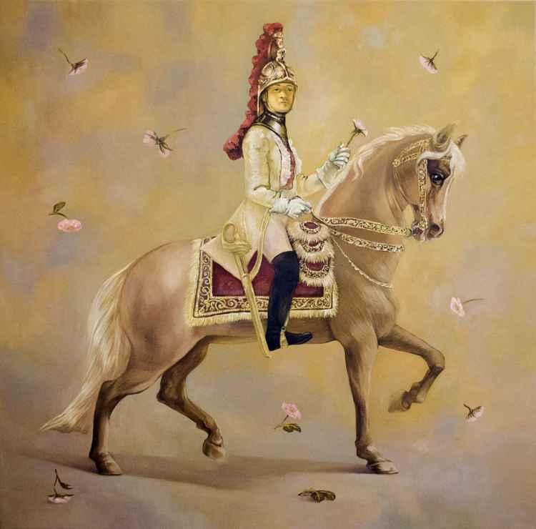 Charming guardsman -