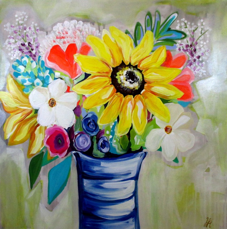 Sunflower Bouquet - Image 0