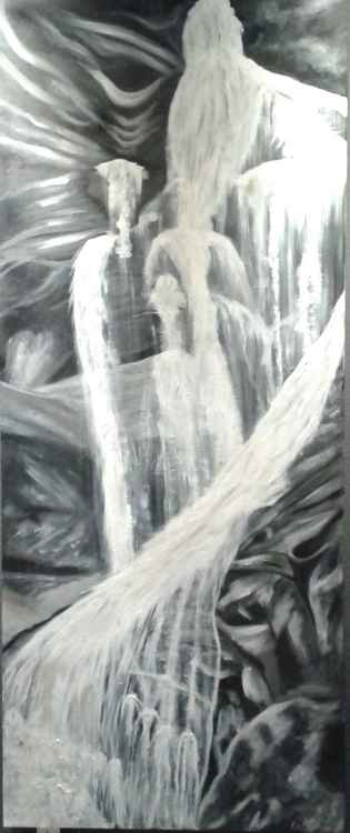 Waterfall (Shannon Falls, BC) -
