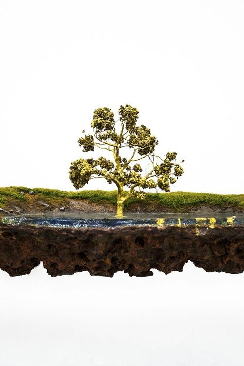 Gold Bonsai - Image 0