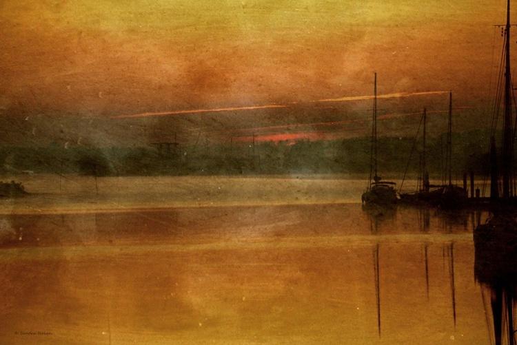 Feeling the Glory - Canvas 75 x 50 cm - Image 0