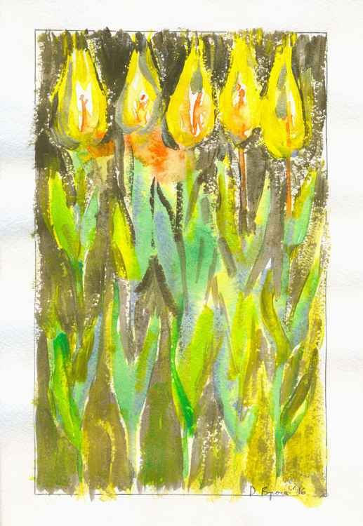 Fantastic spring flowers #1