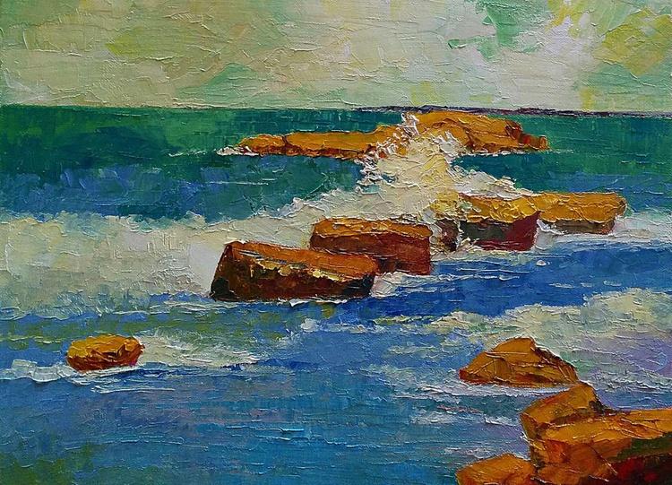 Reverberation, seascape - Image 0