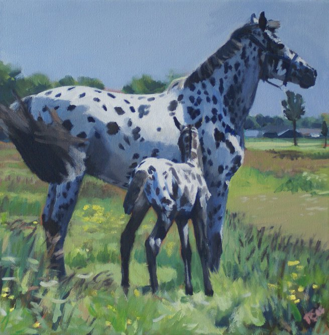 10 horse inspired artworks to fall in love with! | Artfinder