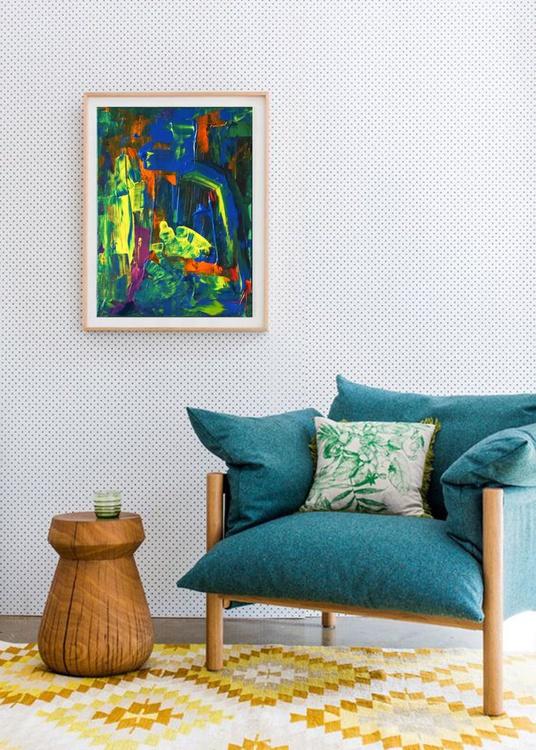 Matter Painting 16 - Image 0