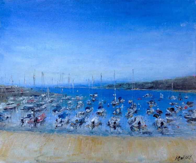 Newquay boats -