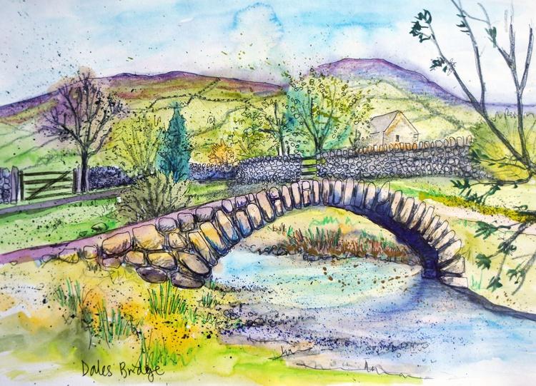 Bridge, Yorkshire Dales - Image 0