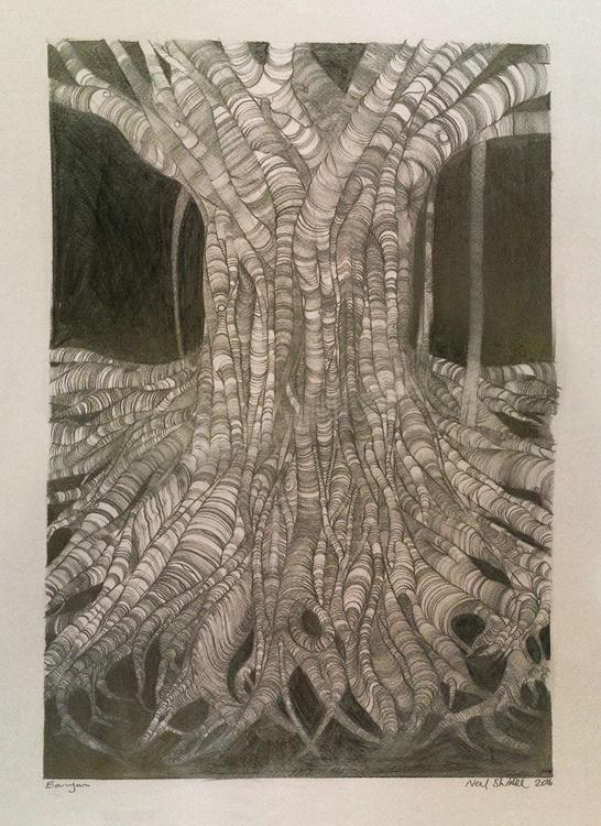 Banyan Tree Study - Image 0