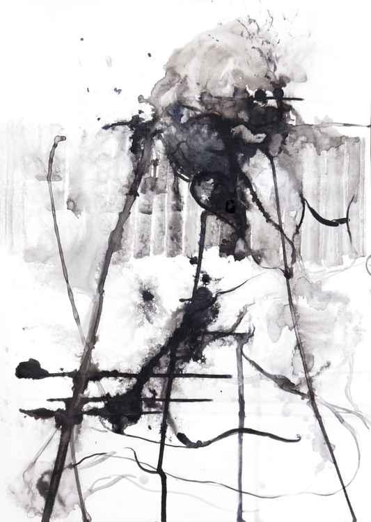 Rhythm abstract figurative