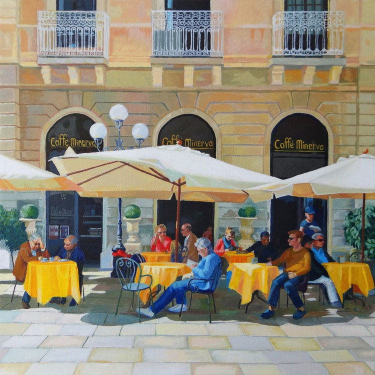 Caffé Minerva, Syracuse - Image 0