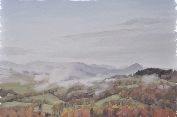 April 27, Roches de Mariol, grey weather - Image 0