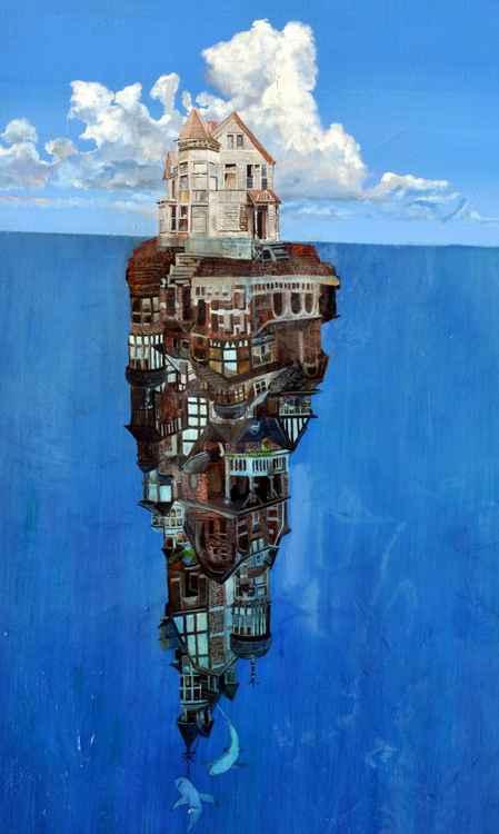 Victorian Iceberg -