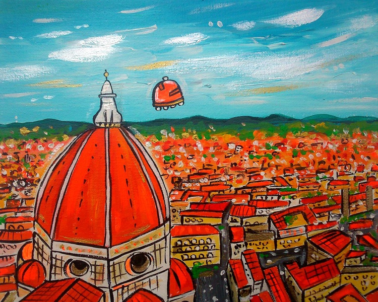 My Futuristic Florence - Image 0