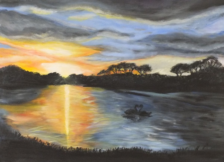 flooded meadows - Image 0