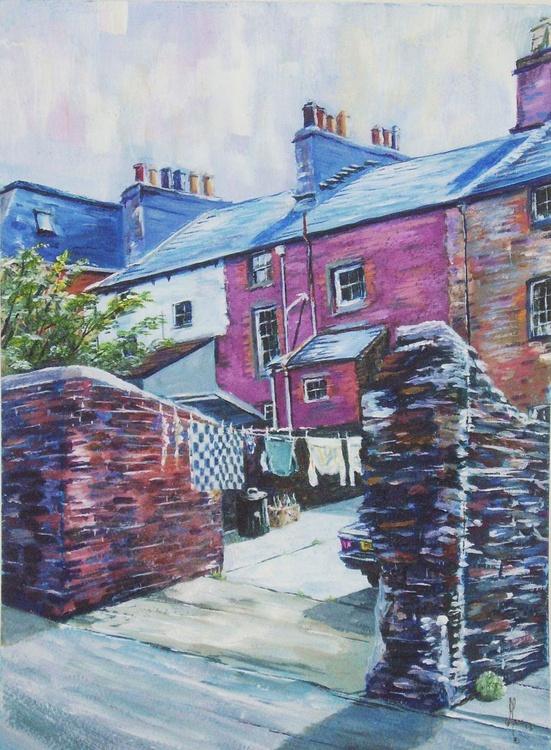 Ramsey Backyard - Isle of Man - Image 0
