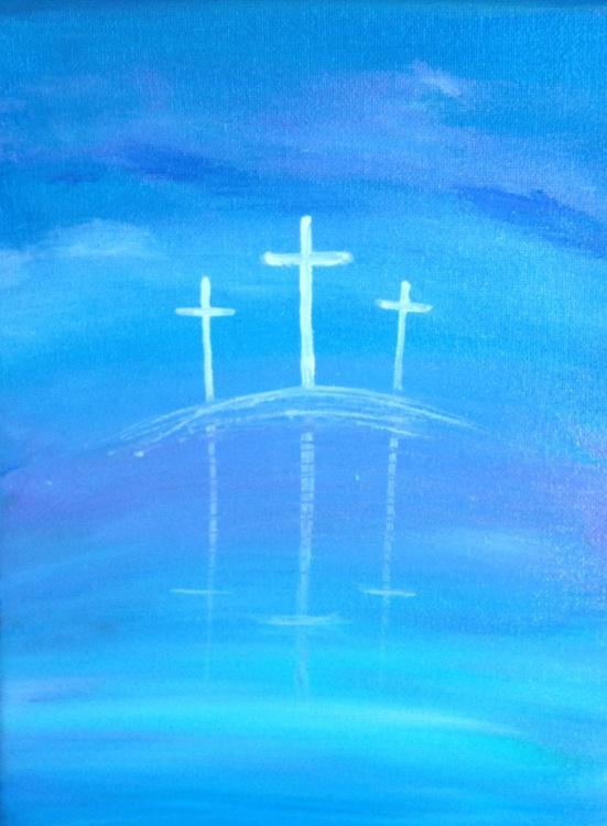 Salvation in Glassy Skies - Image 0